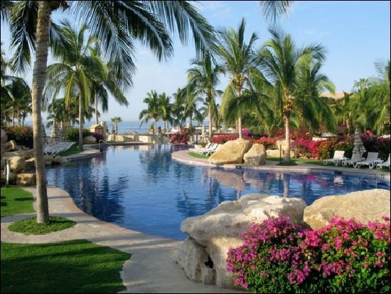 Grand Fiesta Americana Los Cabos All Inclusive Golf Spa Central Pool