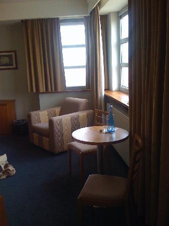 Hotel Pax : Room (superior)