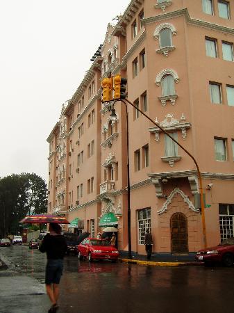 Hotel Del Rey: Hotel View
