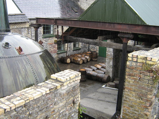 Kilbeggan, Ireland: Locke's Distellery