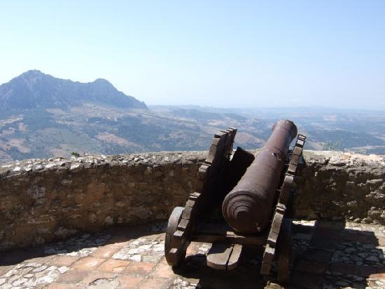 Hotel Caballo Andaluz: Vistas desde el Castillo del Aguila.