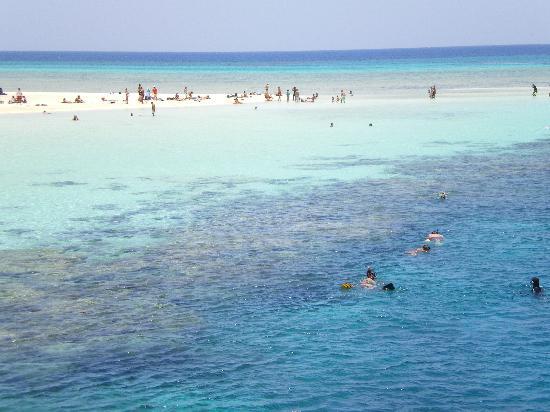 Carnelia Beach Resort: Le isole Bianche...che favola
