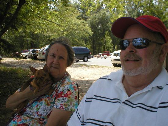 Boone KOA Campground: Chillin' with Ma & Koko Po