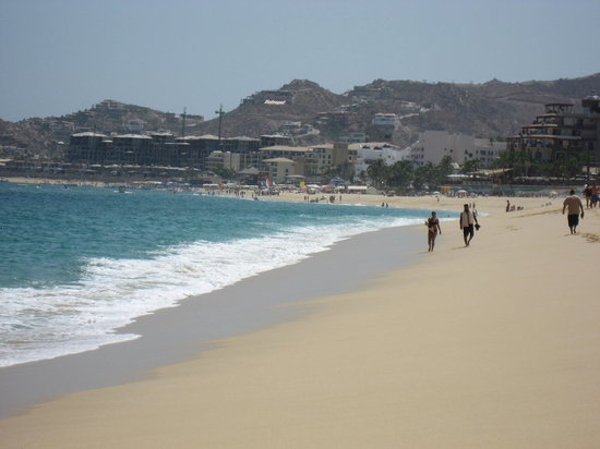 Los Cabos, Meksiko: Where are the swimmers?