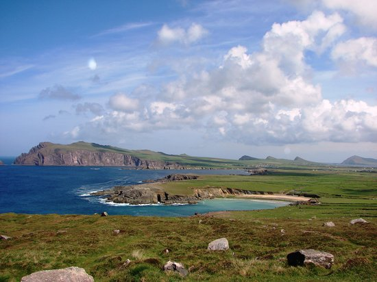 From the end of Dingle Peninsula