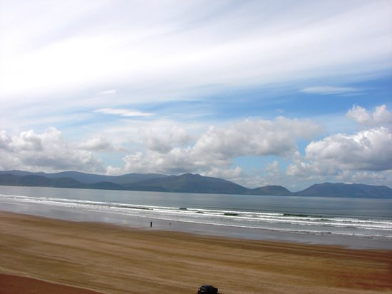 Dingle Peninsula, Irland: Inch Beach from Ryan's Daughter