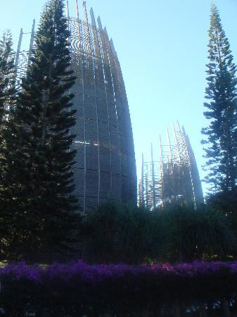Noumea, New Caledonia: Tibijou Cultural Centre