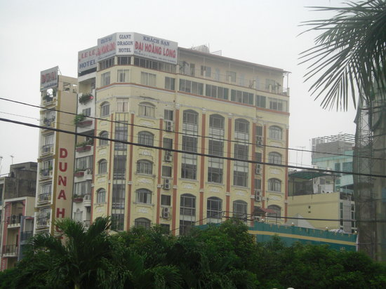 Dragon Palace Hotel: The Hotel