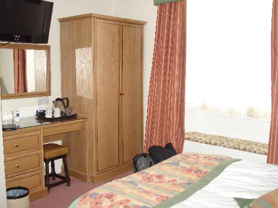 Horizon Hotel: Room nine