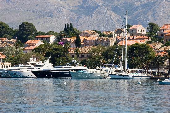 Hotel Croatia Cavtat: Cavtat Harbour