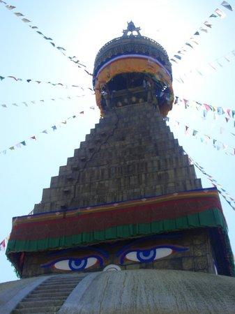 Kathmandu, Nepal: Buddhanath
