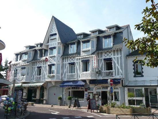 Normandy Hotel : L'hôtel Normandy