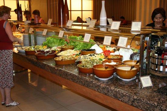 Iberostar Las Dalias: partie du buffet