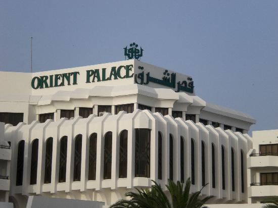 Orient Palace Hotel : Orient Palace ^^
