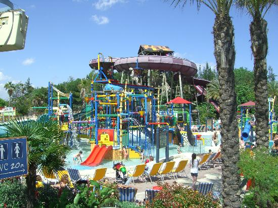 Hotels In Salou With Water Park