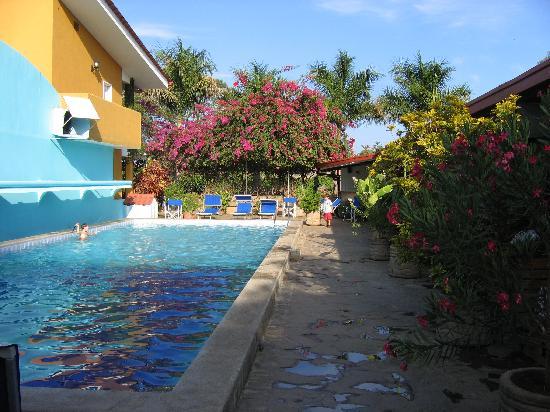 Hotel Casa Vivaldi: The pool