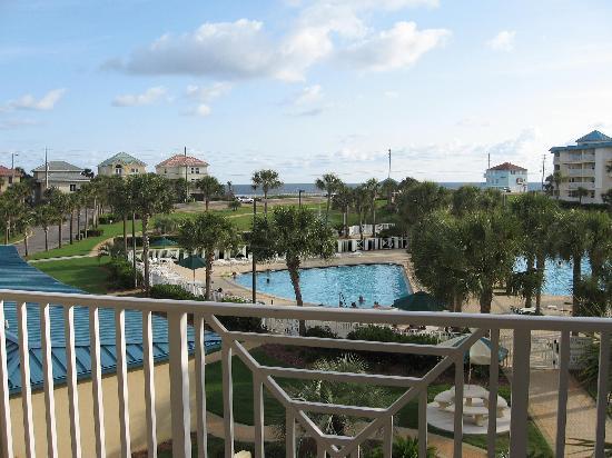 Amalfi Coast Resort: Day View from Balcony