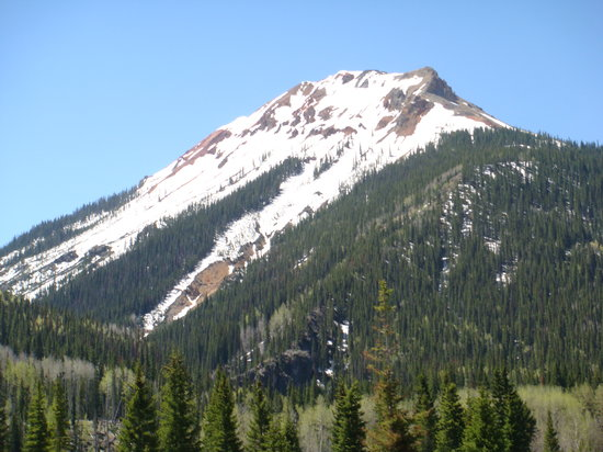 San Juan Skyway: Pretty Mountain