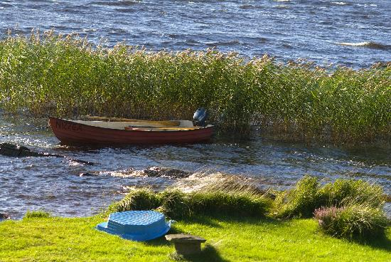 Jonkoping County, Sweden: Boat