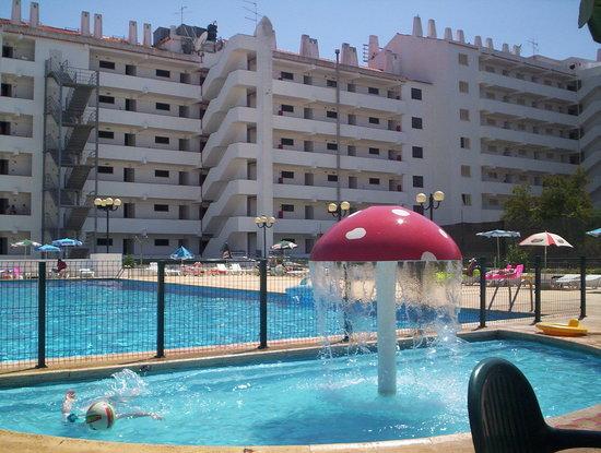 Apartmentos Turisticos Minichoro : pool area