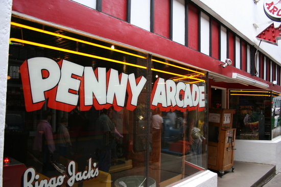 Manitou Springs, CO: Penny Arcade