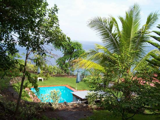The Tamarind Tree Hotel & Restaurant : Tamarind Tree's beautiful grounds