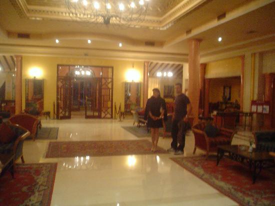 Hotel Dar Ismail : La reception