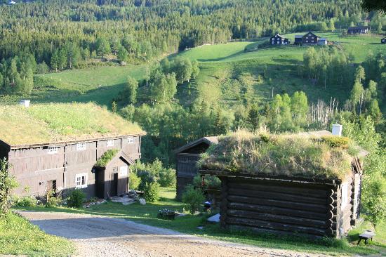Nordre Ekre Gardshotell: Outside