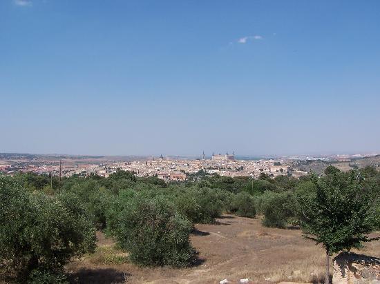 Hotel La Almazara: View - general