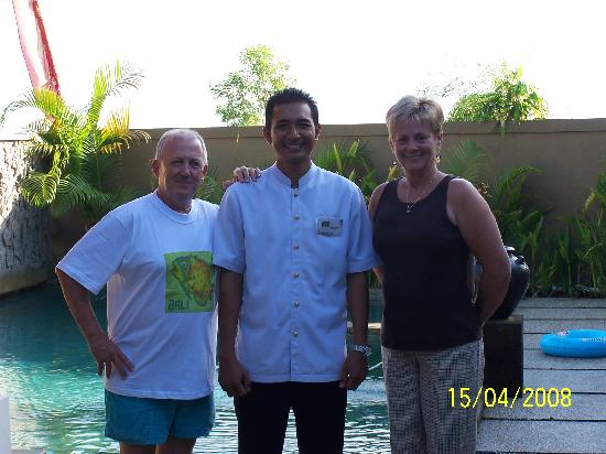 Balivillas.com Estate: Our Butler Wayan