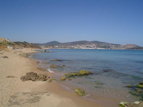 Tabarka, Tunísia: Spaiggia