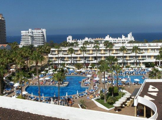 Iberostar Las Dalias: les piscines de l'hôtel