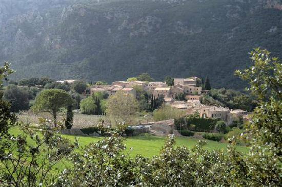 Finca Hotel Son Palou: Orient - das kleine Dorf in den Bergen.