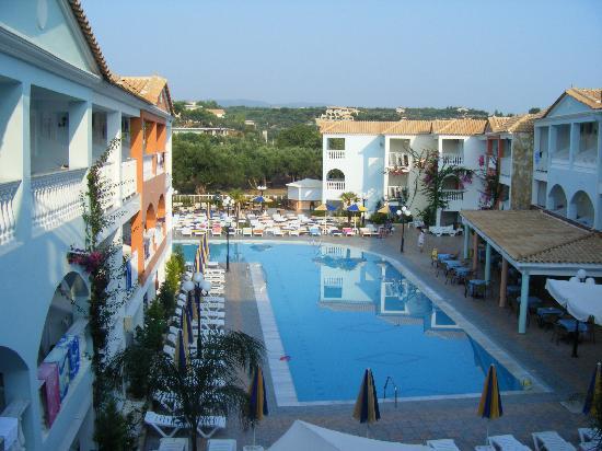 Planos Bay Hotel: pool