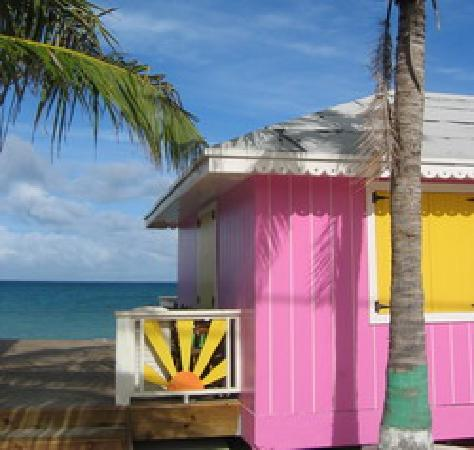Providenciales: Traditional House Colours