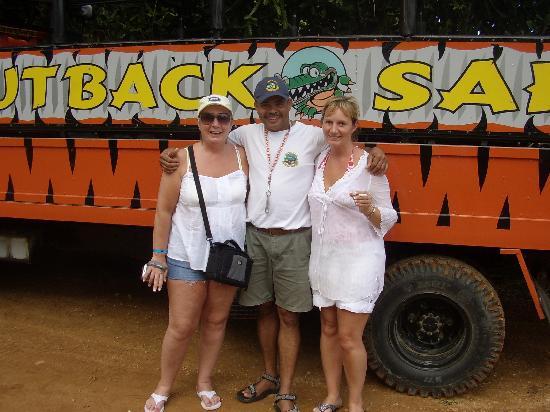 BlueBay Villas Doradas Adults Only: out back jeep safari tour