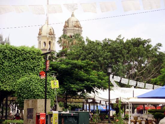 Hotel Casa Campos Bed & Breakfast: Plaza in Tlaquepaque