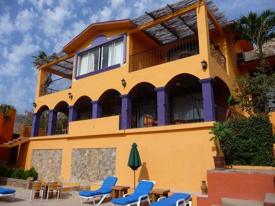 Cabo San Lucas Inn : Cabo San Lucus Inn
