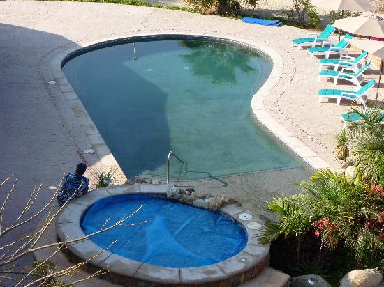 Serendipity: Pool/Hot tub