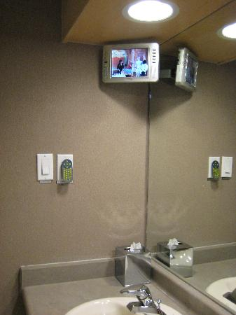 White Oaks Conference Resort & Spa : Washroom LCD