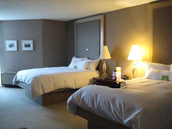 White Oaks Conference Resort & Spa: Beds