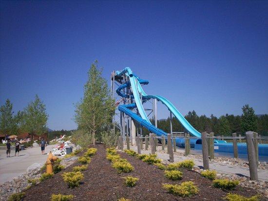 Silverwood Theme Park: Velocity Peak