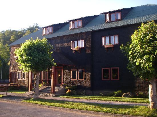 Hotel O. Gudenschwager : Hotel Front
