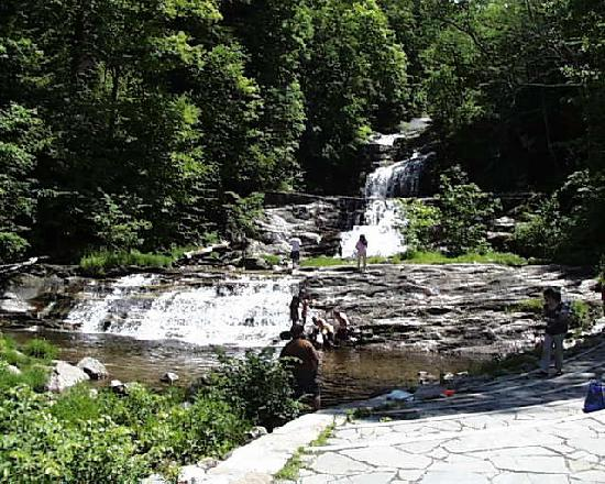 Kent Falls State Park Picture