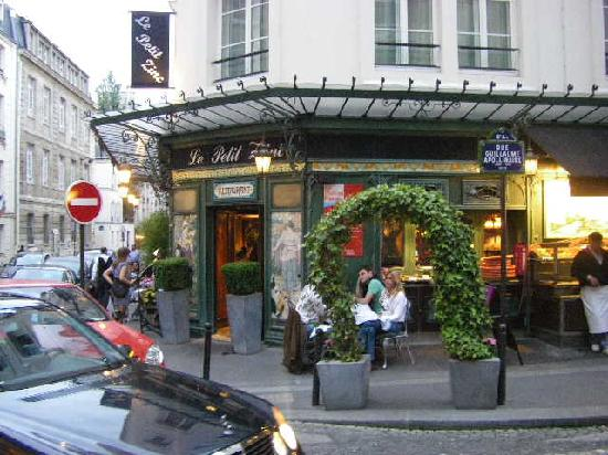 Le petit zinc picture of le petit zinc paris tripadvisor - Le petit salon paris ...