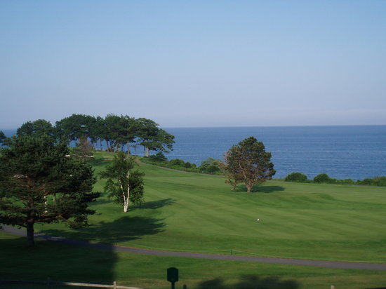 Samoset Resort On The Ocean: right view from room