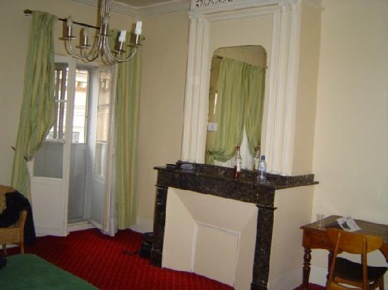 Hotel Heliot: Room 1