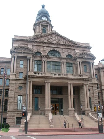 ‪Tarrant County Courthouse‬