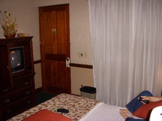Hotel Britannia: Room
