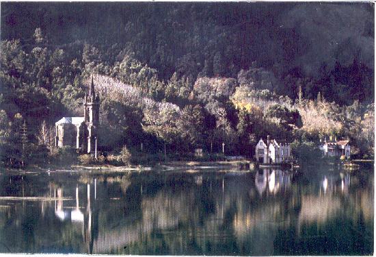 Capela de S. José do Canto, Furnas